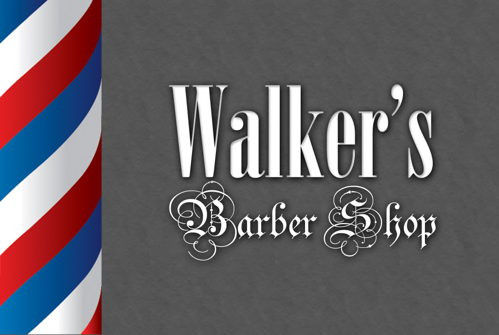 Logo design for a barbershop in Albany, Oregon