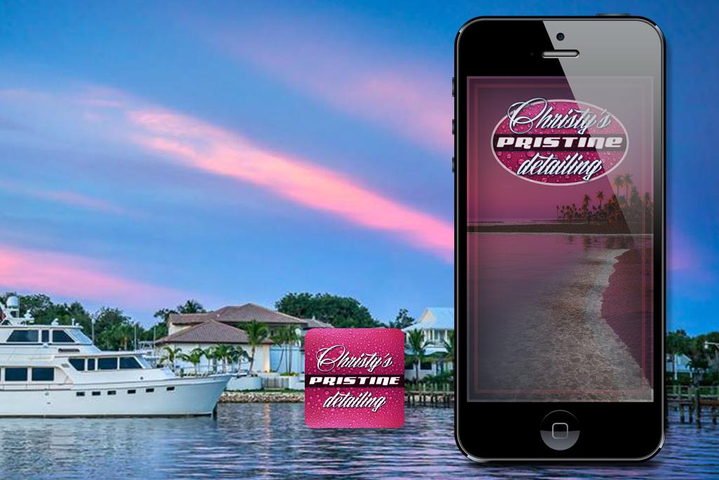 Boat Detailing App Design Services