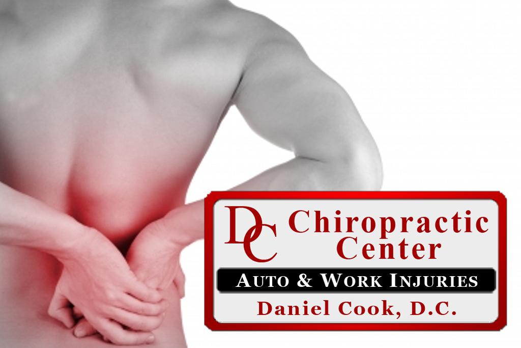 Chiropractor Logo Design