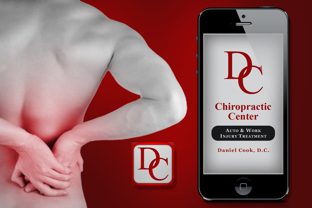 App Design for Salem Chiropractor