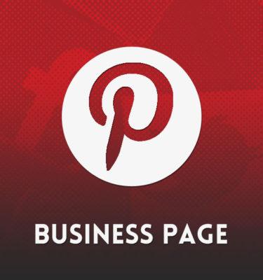 Professional Pinterest Business Page Setup