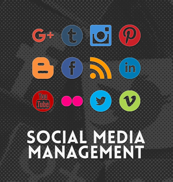 Professional Social Media Management and Social Media Marketing Services