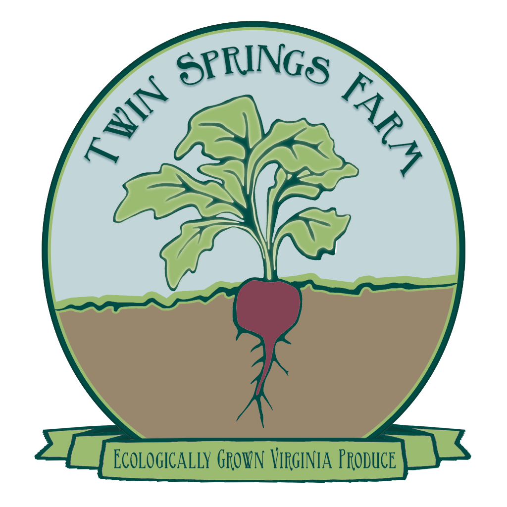 Logo Redesign for a farm in Virginia