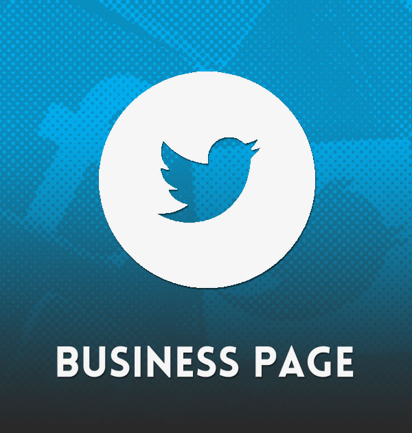 Professional Twitter Business Page Setup
