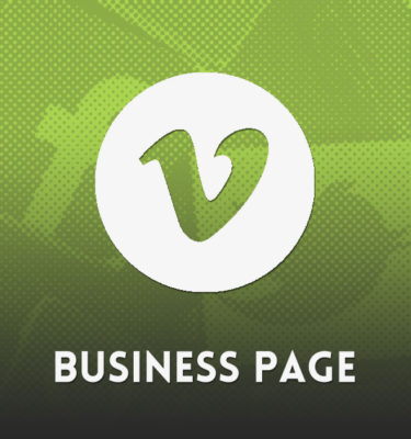 Professional Vimeo Business Page Setup